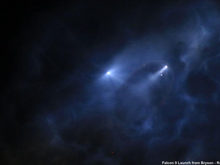 Falcon 9 Rocket-Vandenberg