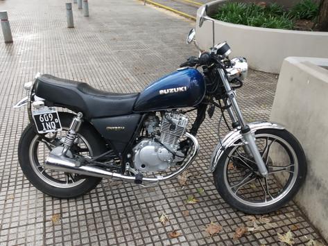 Minha história e vivência com motos…