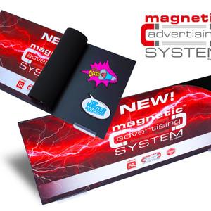NOVINKA ! Magnetický reklamní systém MAS od U&WE přichází na trh