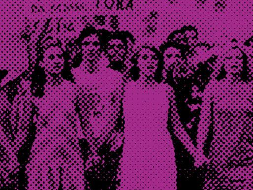 Un día más de protesta: mujeres activistas