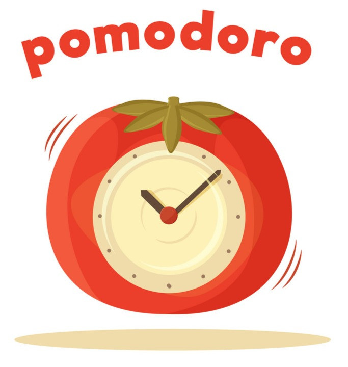 When studying, students should factor in a 5-minute break for every 25 minutes – the Pomodoro Technique that was promoted in an earlier newsletter.