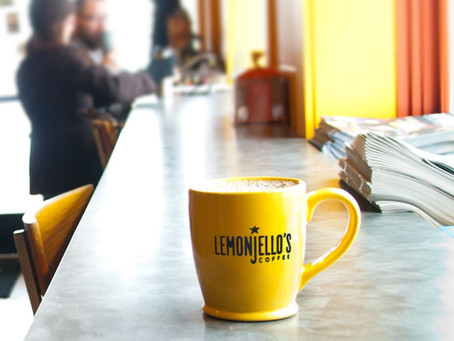 Is dark roast or light roast coffee stronger? Let's ask Lemonjello's Owner Matthew Scott