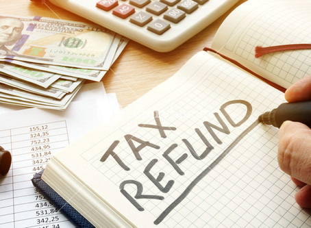 Tax Refund Vacation? If so read this