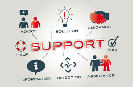 Support in terms of Consulting?