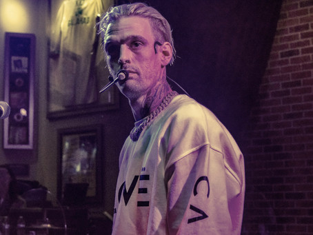 Aaron Carter Puts On An Energetic Performance In Pittsburgh