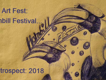 Art Fest: Hornbill Festival... In retrospect: 2018