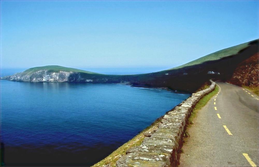 Slea Head Drive in Ireland