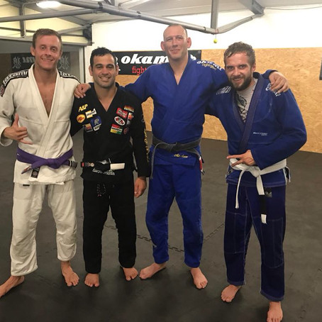 BJJ-Chiyoko on Tour!