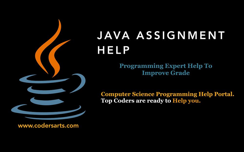 Java Programming Assignment Help website