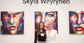 ARTIST INTERVIEW SERIES: Skyla Wayrynen
