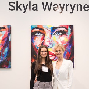 ARTIST INTERVIEW SERIES: Skyla Wayrynen