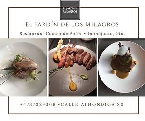restaurantes en guanajuato, cocina de autor,