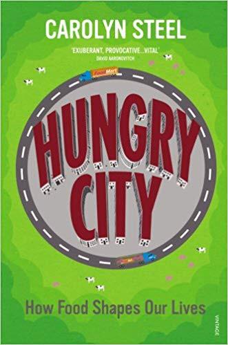 Hungry City, UK print edition