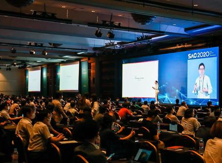 제목: 웨인힐스벤처스  'SAC(솔트룩스 AI 컨퍼런스) 2020' 데카콘상 인공지능 스타트업 최우수상 수상