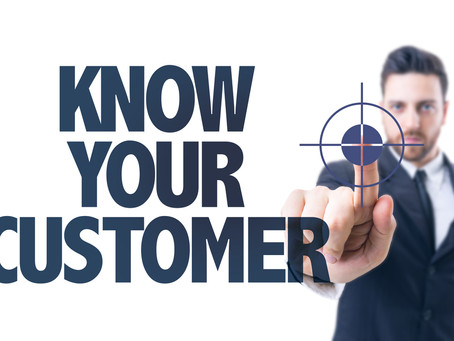 Know Thy Prospect. Know Thy Customer
