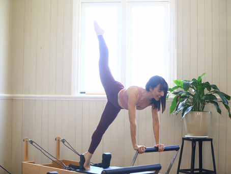 How to get the most out of your Pilates Practise.