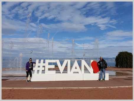 Evian Tattoo Show re-cap