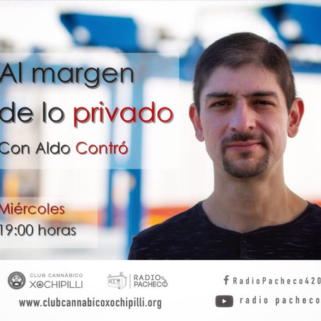 """""""Héctor Joel Anaya"""" Al Margen De Lo Privado Prog 5"""