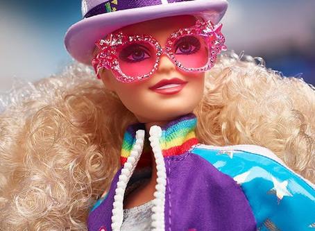 Barbie sorprende con edición especial de una de las estrellas británicas más importantes: Elton John