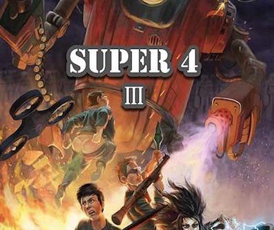 Super IIII - Robothæren