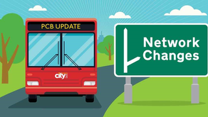 Plymouth City BUS - Network changes: Sunday 1st September 2019