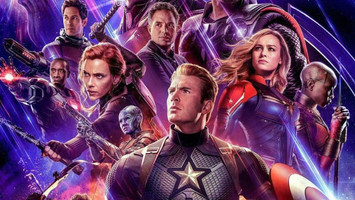 Avengers: Endgame Comes Home