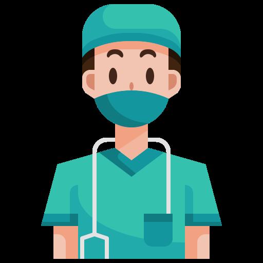 5929214 - avatar doctor health hospital man medical