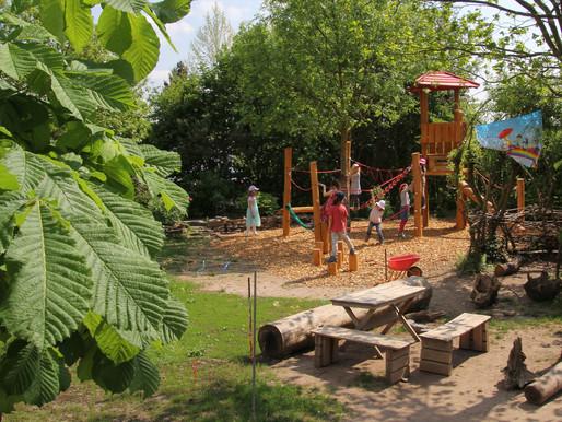 Von Wurzeln und Wegbereitern - Kindergarten Wittlich