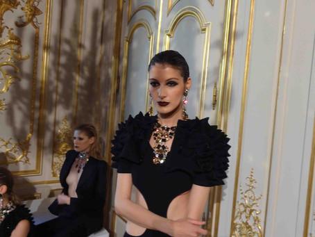 Sakis Isaakidis for Baroqcojewelry @ Paris Fashion Week