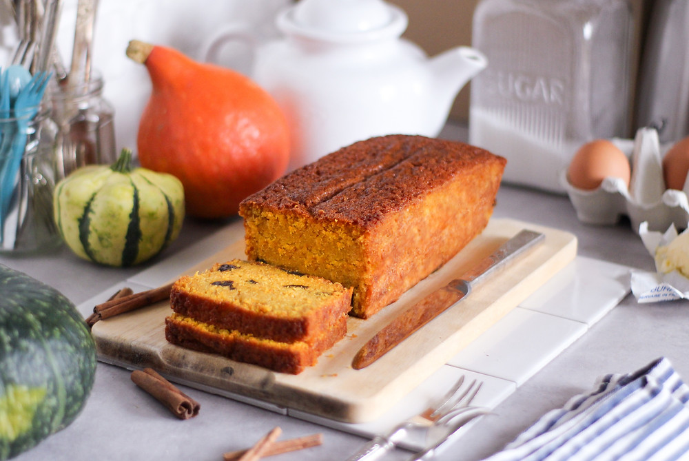 Pumpkin bread ricetta americana brunch