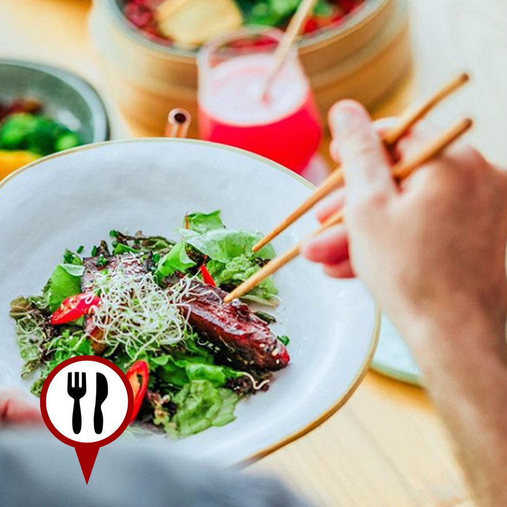 Indonesia - Bali - Canguu - Restaurant - Chinese - Dumpling - Secretspot