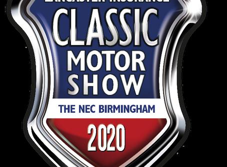 National Classic Car Show NEC