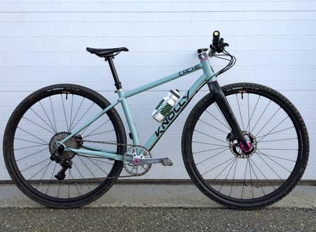 Bike Check: Cache Steel Flatbar Edition