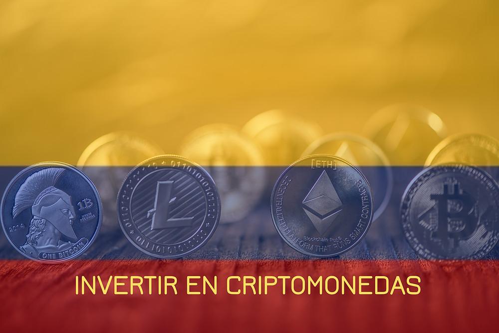 Invertir en Criptomonedas en Colombia