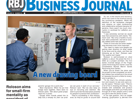 LaBella President Jeff Roloson Featured in the Rochester Business Journal