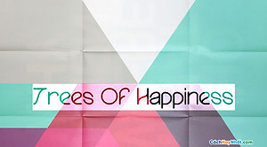 Font Trees Of Happiness Free