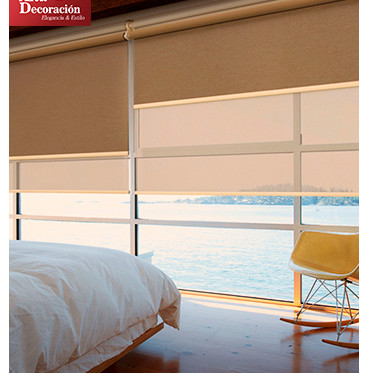 ¡Estas persianas son indispensables en el hogar, brindan Comodidad y Funcionalidad!