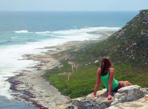 Le Cap de Bonne-Espérance en Afrique du Sud
