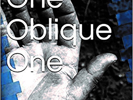 Read the first three chapter's of Keith Wright's acclaimed novel - One Oblique One