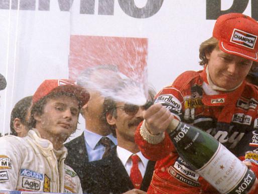 【恩恩怨怨】法拉利雙雄的悲劇-F1 1982  Gilles Villeneuve Vs Didier Pironi