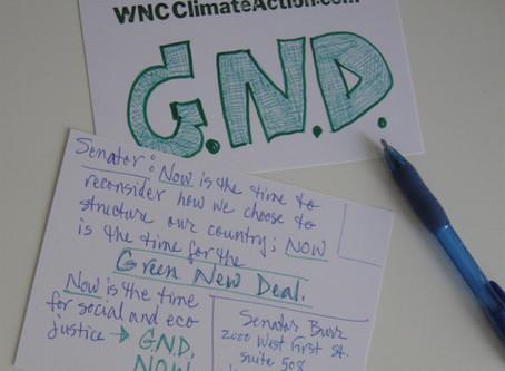 Green New Deal!