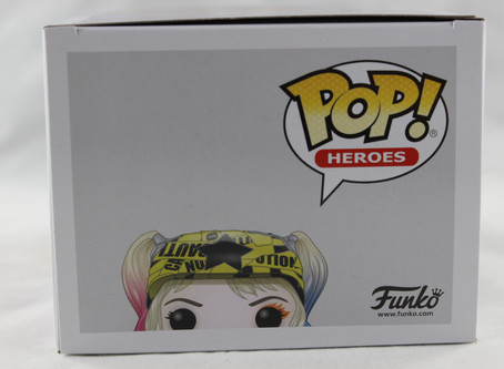 Funko POP: Harley Quinn (BOP)