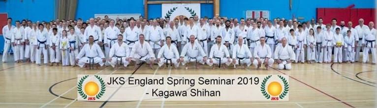 Unforgetable Technical Seminar with Shihan Masao Kagawa