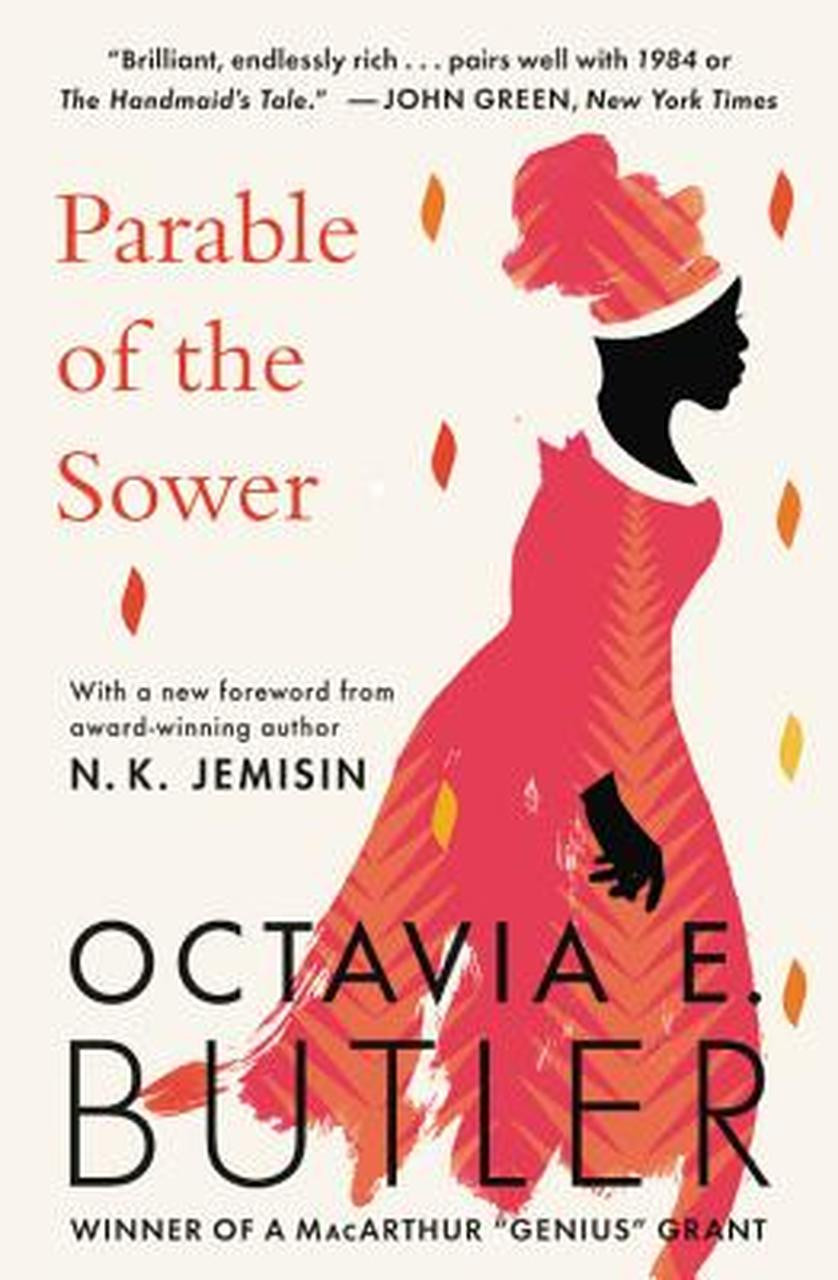 Parable of the Sower by Octavia Butler : the book slut book reviews thebookslut
