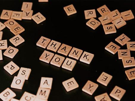 13 ways to practice gratitude