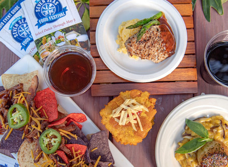 SeaWorld's Seven Seas Food Festival returns and our mouths are already watering