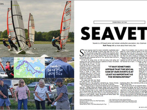 Seavets in Windsurf Magazine.