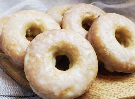 Keto Glazed Donut Recipe