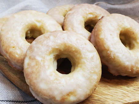 Keto Glazed Donut Recipe