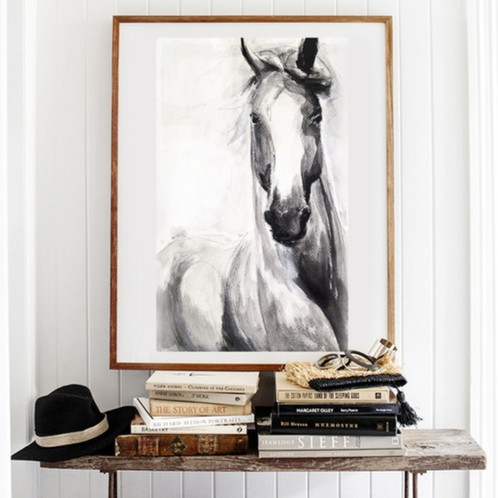 For a love of horses, an inside look with artist Bettina Norton